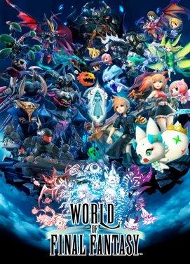 World Of Final Fantasy Steam Digital Code Global, mmorc.vip