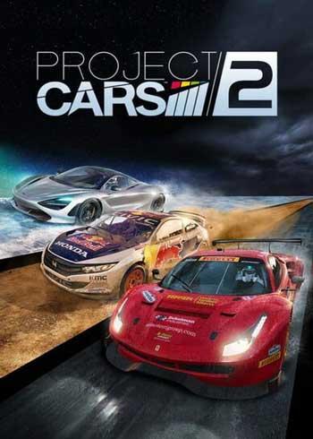 Project CARS 2 Steam Digital Code Global