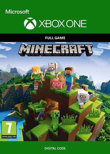 Minecraft Xbox One Digital Code Global, mmorc.vip