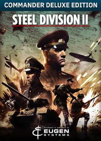 Steel Division 2 Commander Deluxe Edition Steam Digital Code Global, mmorc.vip
