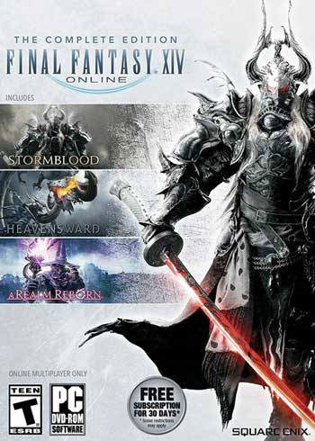 Final Fantasy XIV 14 Online Complete Edition PC Digital Code Europe, mmorc.vip