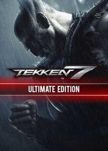 Tekken 7 Ultimate Edition Steam Digital Code Global, mmorc.vip