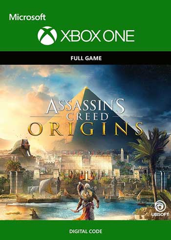 Assassin's Creed Origins Xbox One Digital Code Global, mmorc.vip